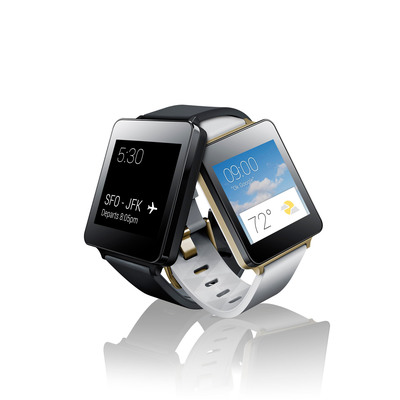 LG Eyes Mainstream Adoption Of Wearables With First Device Powered By Android Wear