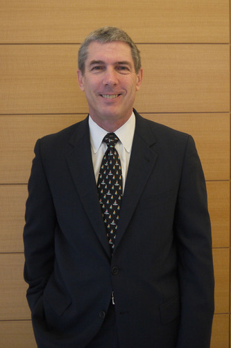 Roy Arnold, Centerplate's Chief Talent Officer.  (PRNewsFoto/Centerplate)