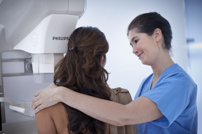 Philips MicroDose Mammography solution.