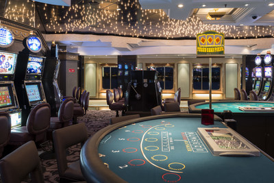 Crystal Cruises casino