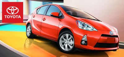 2013 Toyota Prius expands model offerings to meet needs of drivers.  (PRNewsFoto/Allan Nott Toyota)