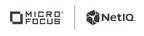 NetIQ, the security portfolio of Micro Focus