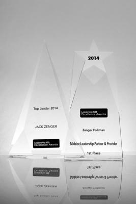 Zenger Folkman Awards (PRNewsFoto/Zenger Folkman)