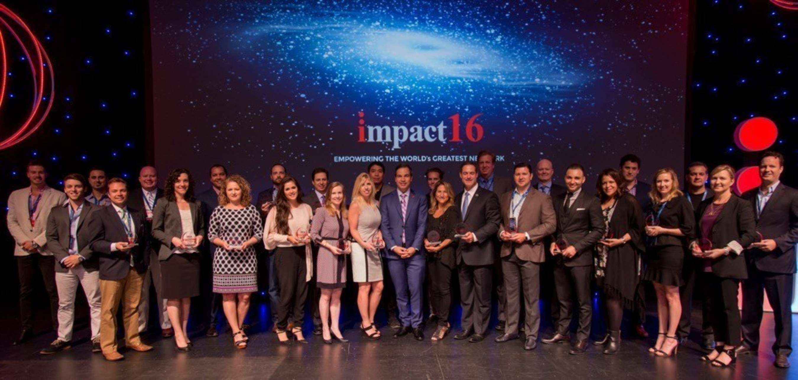 2016 IMPACT Awards in Las Vegas Honor Exemplary Performance and Contributions in Internet Marketing