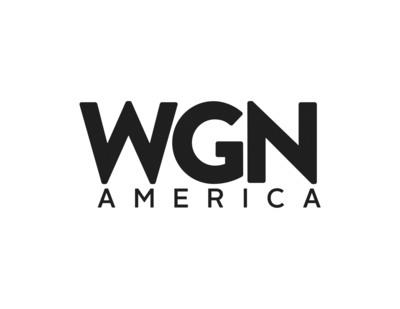 WGN America logo (PRNewsFoto/WGN America)