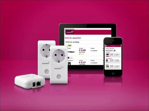 Essent s'associe à AlertMe pour offrir des services énergétiques intelligents aux foyers