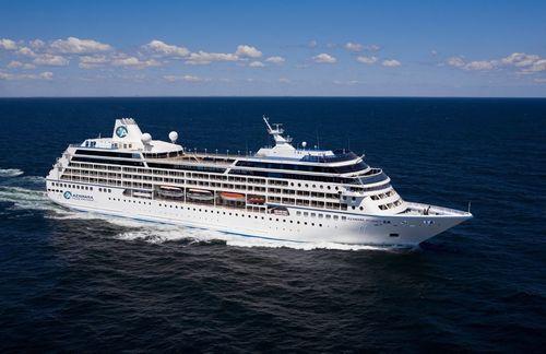 Azamara Club Cruises ship, Azamara Journey (PRNewsFoto/Diageo Reserve WORLD CLASS)