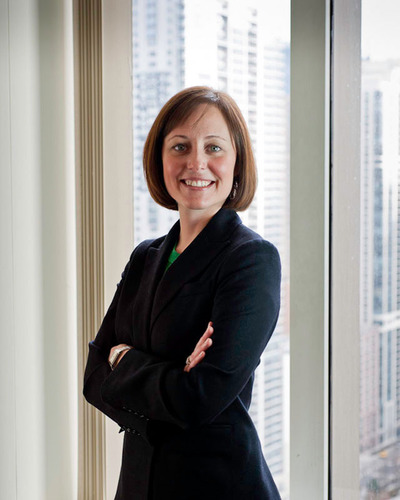 Federal Home Loan Bank of Chicago Names Suzi Thackston Community Investment Officer. (PRNewsFoto/Federal Home ...