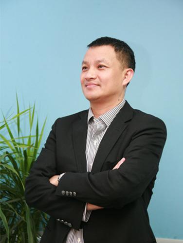 Eric Luo, CEO of Wuxi Suntech Power Co Ltd. (PRNewsFoto/Wuxi Suntech Power Co., Ltd.) (PRNewsFoto/WUXI SUNTECH POWER CO., LTD.)