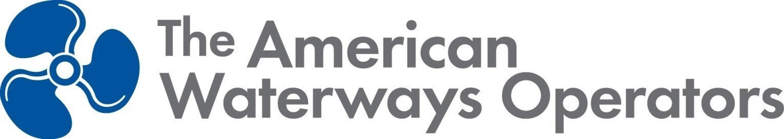 American Waterways Operators Logo
