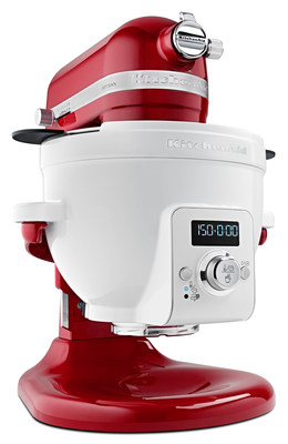 Kitchenaid 174 Precise Heat Mixing Bowl Simplifies Tricky And
