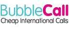 Cheap International Calls are Available Thanks to Newly-Launched Bubble Call Website.  (PRNewsFoto/Bubble Call)