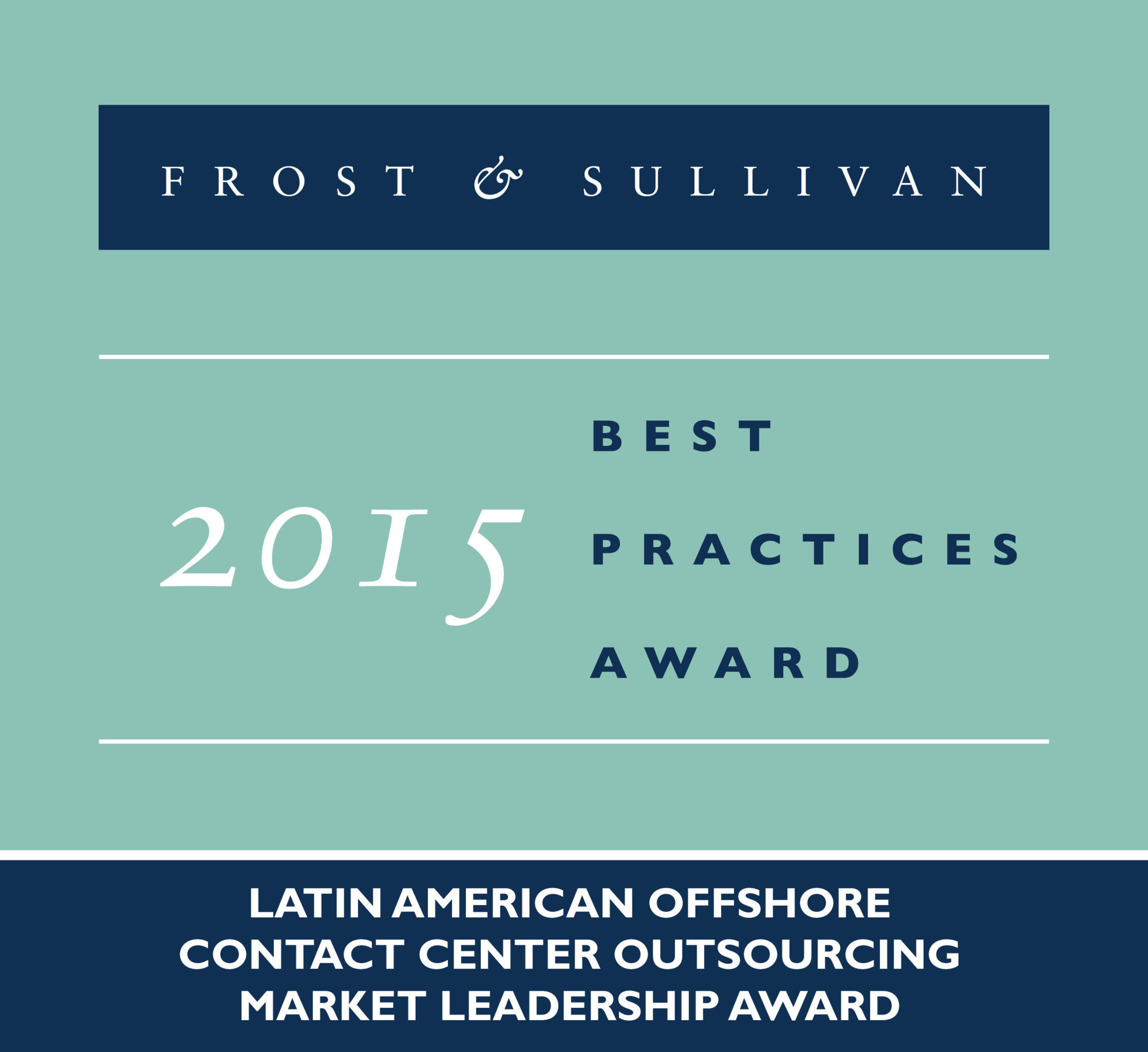 Frost & Sullivan Commends Teleperformance's Success as a Market Leader in the Contact Center
