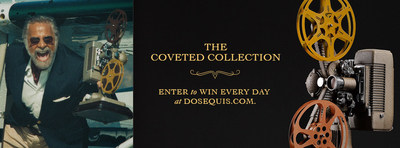 The Coveted Collection: Enter to Win Every Day at Dosequis.com