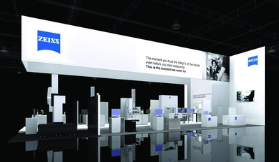 ZEISS Industrial Metrology at IMTS 2014