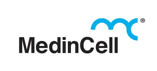 MedinCell Logo (PRNewsFoto/MedinCell)