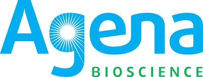 Agena Bioscience logo (PRNewsFoto/Agena Bioscience)