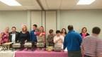 LAER Realty Partner Agents serving 120 teachers at Danvers High School on October 22, 2014