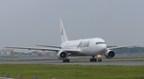 Jet Asia Airways Boeing 767 taxiing in NRT on Oct 2 (PRNewsFoto/Jet Asia Airways Co., Ltd.)