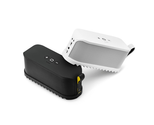 Take The Party With You With The Ultimate Portable Speaker - Jabra Solemate
