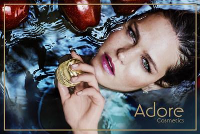 Supermodel Erin Heatherton Announced as the Face of Adore Cosmetics