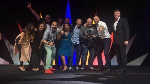 MEFCC Wins at Middle East Event Awards 2016 (PRNewsFoto/MEFCC)