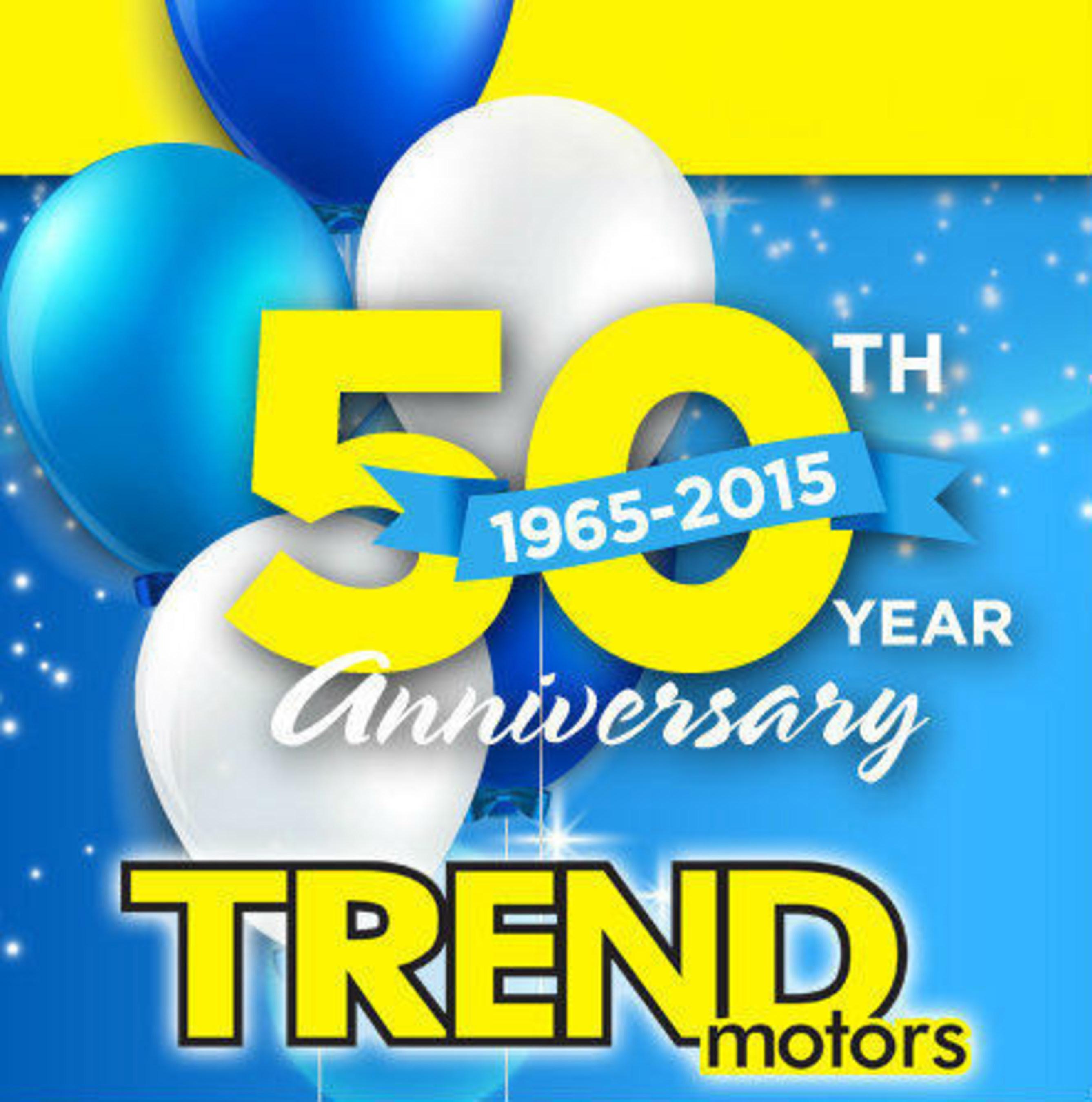 Rockaway-area dealership celebrates 50th anniversary