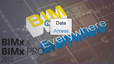 New features added to BIMx and BIMx PRO