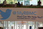 Hospital takes to Twitter for customer service.  @myrbmc delivers access to Raritan Bay Medical Center's customer service team. (PRNewsFoto/Raritan Bay Medical Center)