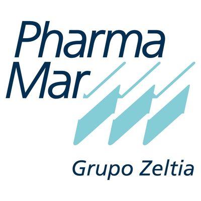PharmaMar Logo (PRNewsFoto/PharmaMar_ SA)