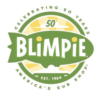 Blimpie Celebrates 50 Years! (PRNewsFoto/Blimpie)