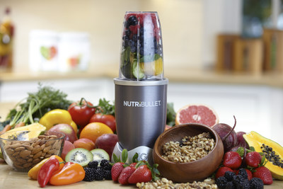 NutriBullet Granted an Injunction against Nutri Ninja Pro for False Advertising.