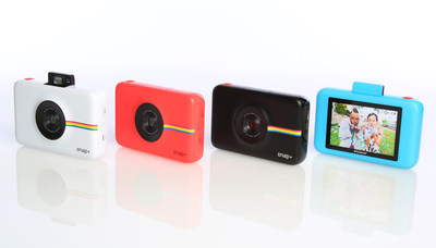 Polaroid launches Snap+ instant print camera at CES 2016