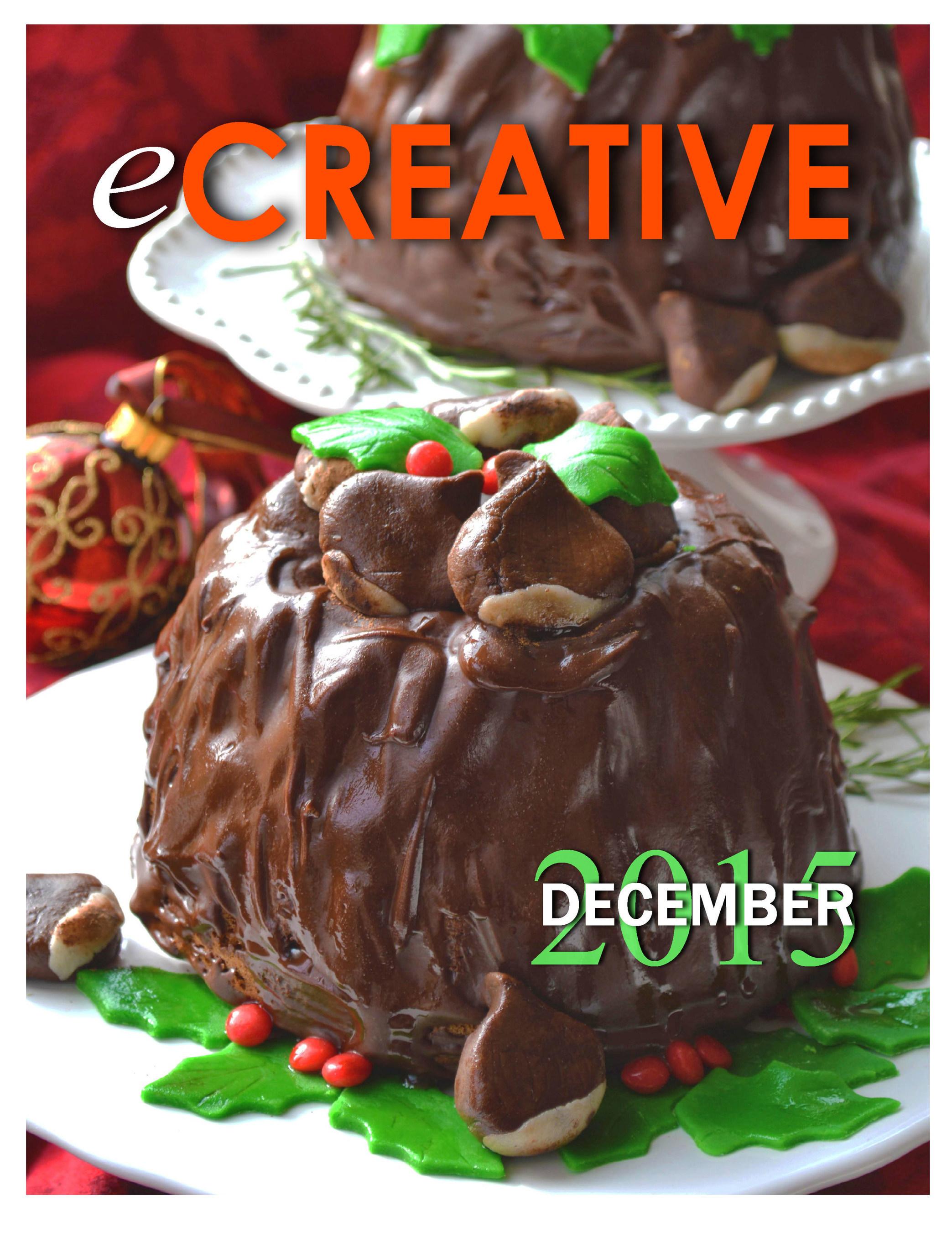 eCREATIVE Magazine Serves Tech-Savvy Readers a Digital Dish