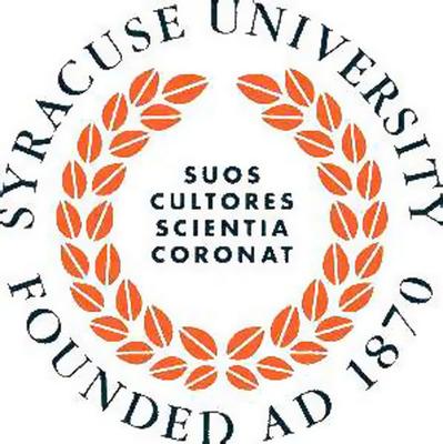 Seal of Syracuse University.  (PRNewsFoto/Syracuse University)