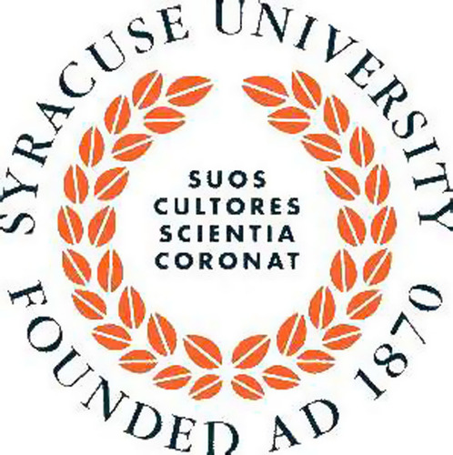 Seal of Syracuse University.  (PRNewsFoto/Syracuse University)
