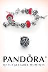 PANDORA Jewelry Reveals Limited Edition Black Friday Charm.  (PRNewsFoto/PANDORA Jewelry)