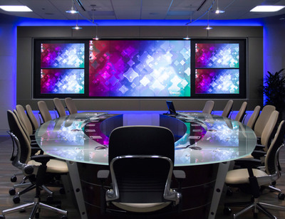 Xi3 Corporation has entered an agreement with Intermountain Healthcare to become a Founding Member of the new Healthcare Transformation Lab. Xi3 and Intermountain will collaborate on transforming the world of patient care through the use of new technologies, including Xi3's innovative Modular Computers and microSERV3Rs. Shown in the picture is the main conference room at the 20,000-square-foot Healthcare Transformation Lab in Murray, Utah. Both Xi3 and Intermountain are headquartered in Salt Lake City.  (PRNewsFoto/Xi3 Corporation)