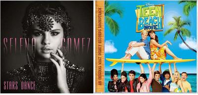 Selena Gomez Debuts at # 1 With Fourth Studio Album, Stars Dance