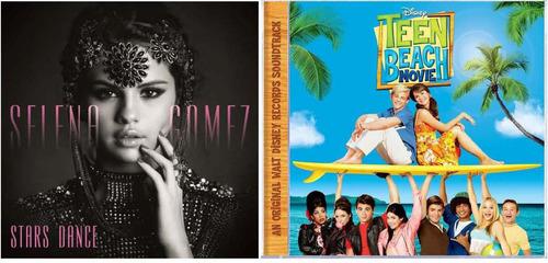 SELENA GOMEZ, STARS DANCE AND TEEN BEACH MOVIE.  (PRNewsFoto/Hollywood Records)