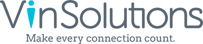 VinSolutions Logo. (PRNewsFoto/VinSolutions) (PRNewsFoto/)