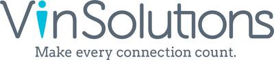 VinSolutions Logo.  (PRNewsFoto/VinSolutions)