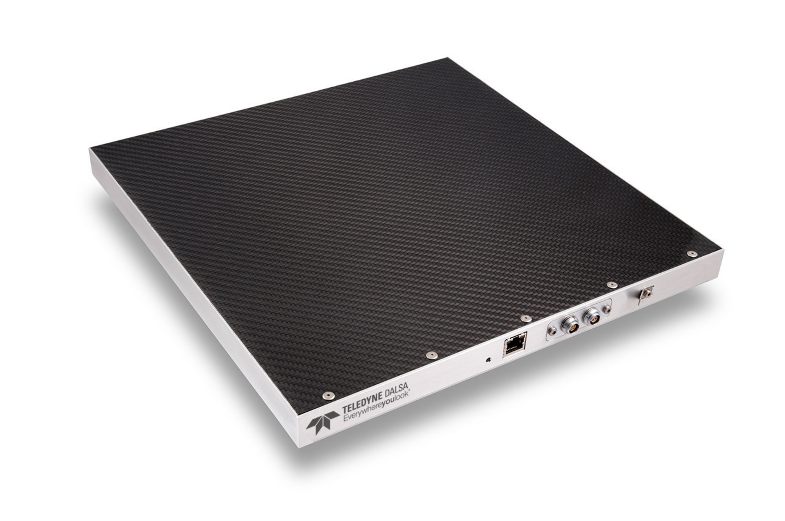 The Xineos-2329 large format CMOS flat x-ray detector for mammography is just one model in Teledyne DALSA's extensive portfolio of high resolution, low noise digital detectors.