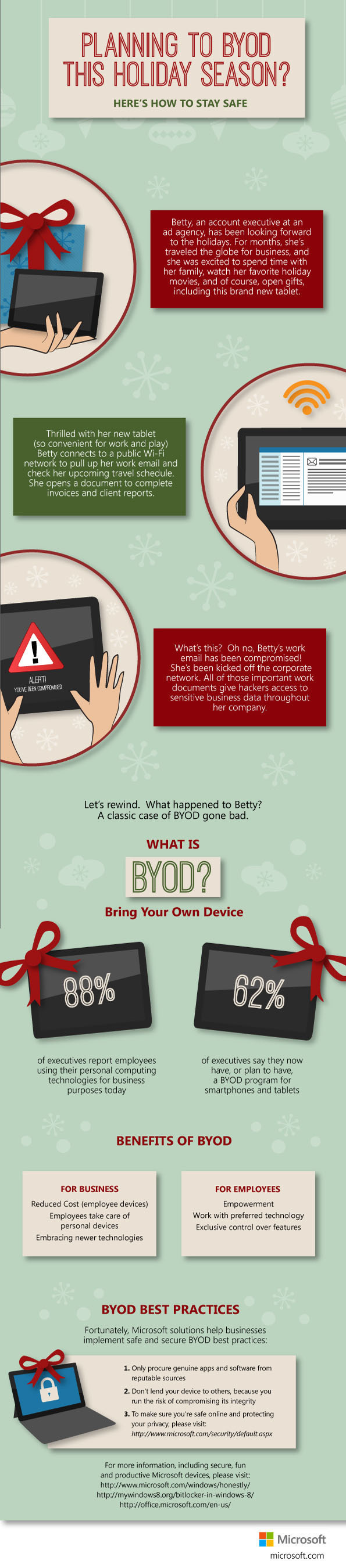 With the holidays fast approaching, many enterprise workers will receive new tech gadgets this season, which ...