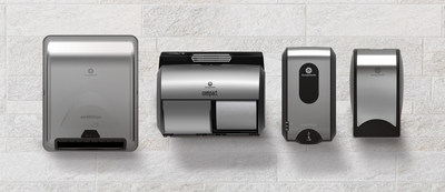 GP's Premium Restroom Collection is a completely coordinated suite of products designed, tested and refined to meet the high standards of businesses and Class A facilities that want to reflect superior image and quality.