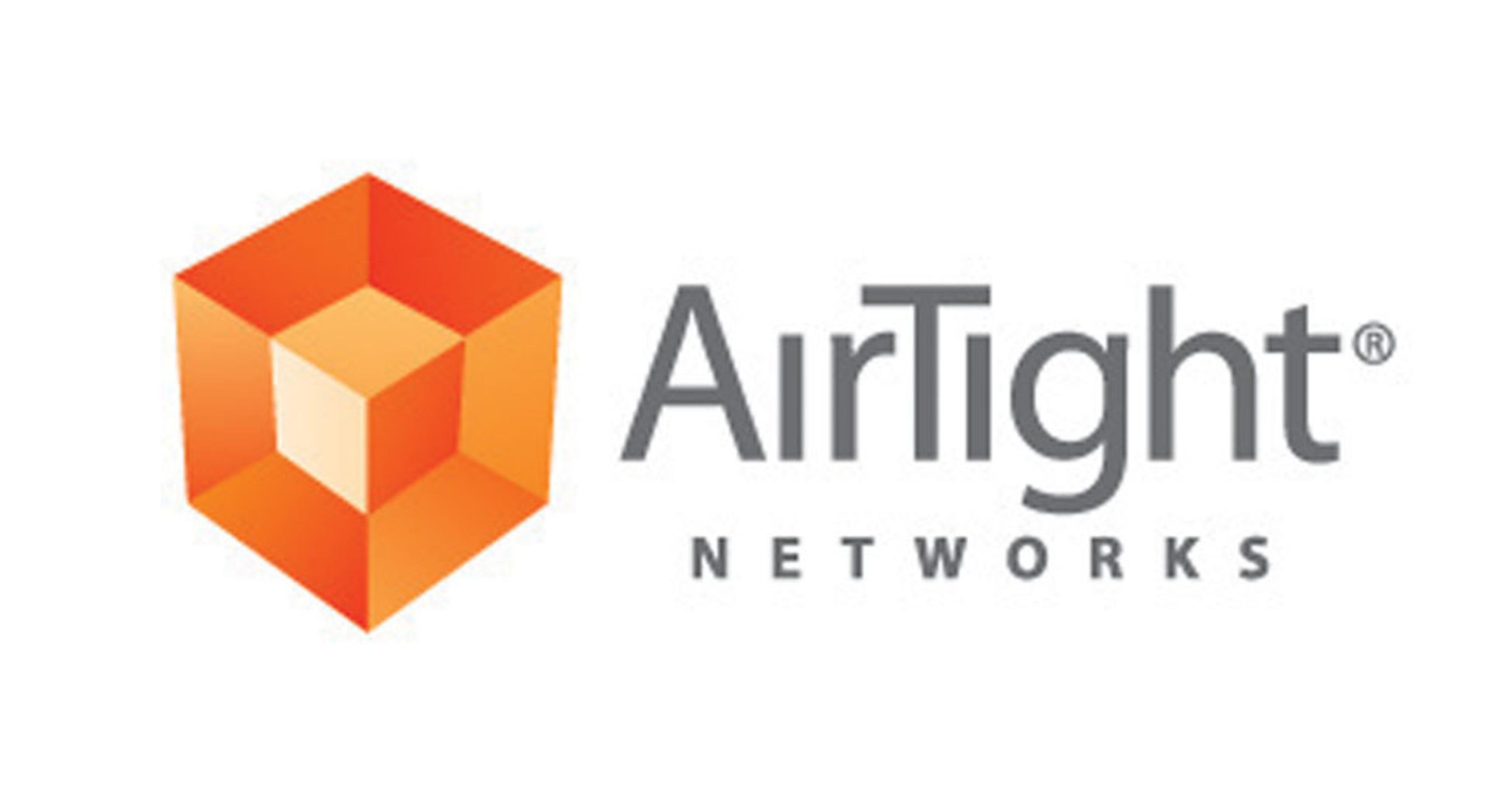AirTight Networks logo. (PRNewsFoto/AirTight Networks) (PRNewsFoto/)