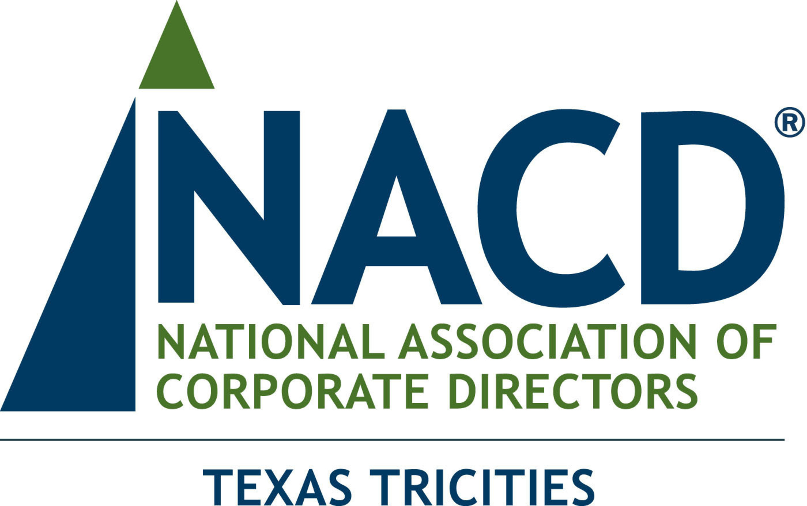NACD Texas TriCities Chapter logo. (PRNewsFoto/The National Association of Corporate Directors Texas TriCities Chapter)