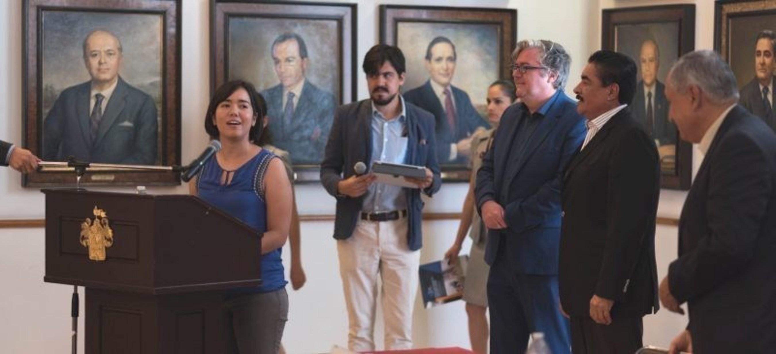 Ciudad Creativa Digital y Digital Skills Academy anuncian ganador de beca
