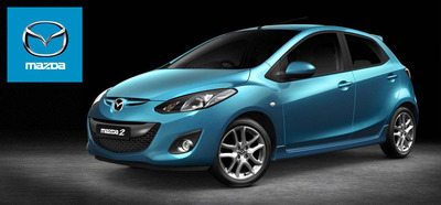 The 2014 Mazda2 is now available at Ingram Park Mazda.  (PRNewsFoto/Ingram Park Mazda)
