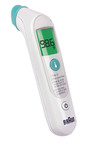 Fever Tech:  New Braun Forehead Thermometer is a Must-Have for Moms